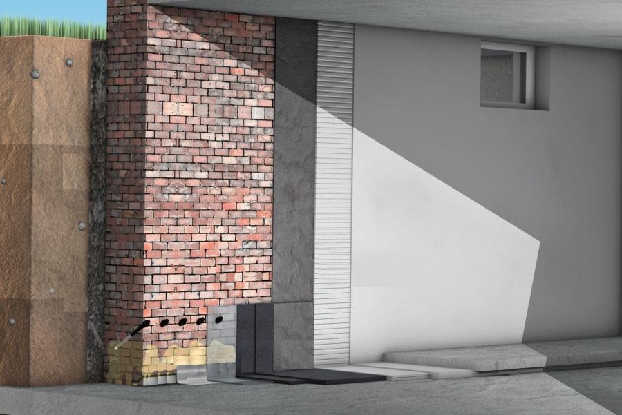 Bautec Spezialreinigung Koblenz Sanierung Und Abdichtung